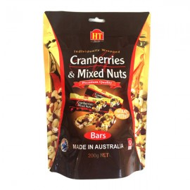 Cranberries & Mixed Nuts - Gift Pouch 200g